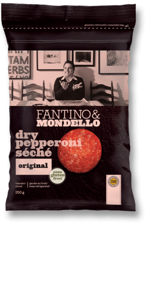 Dry pepperoni - Original